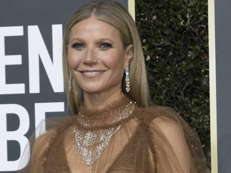 Gwyneth Paltrow can't get enough of peanut butter protein bars