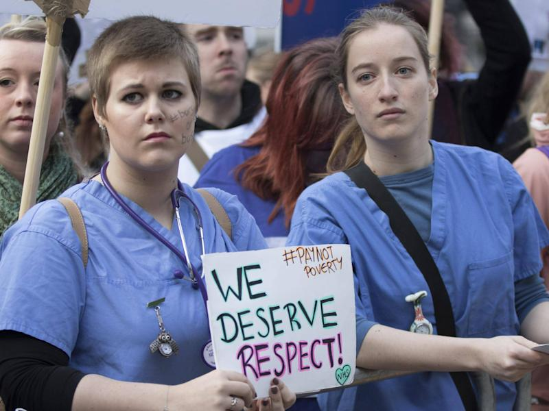 'Don't tell me NHS workers aren't motivated by self-interest': Rex