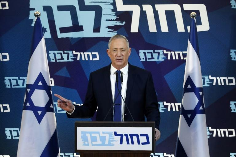 Israeli centrist leader Benny Gantz is seeking support from embattled Prime Minister Benjamin Netanyahu's right-wing Likud party to form a government to avoid a third general election after the premier was indicted for corruption