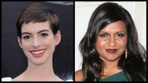 Anne Hathaway Attached to Star in Mindy Kaling-Written Rom-Com (Exclusive)