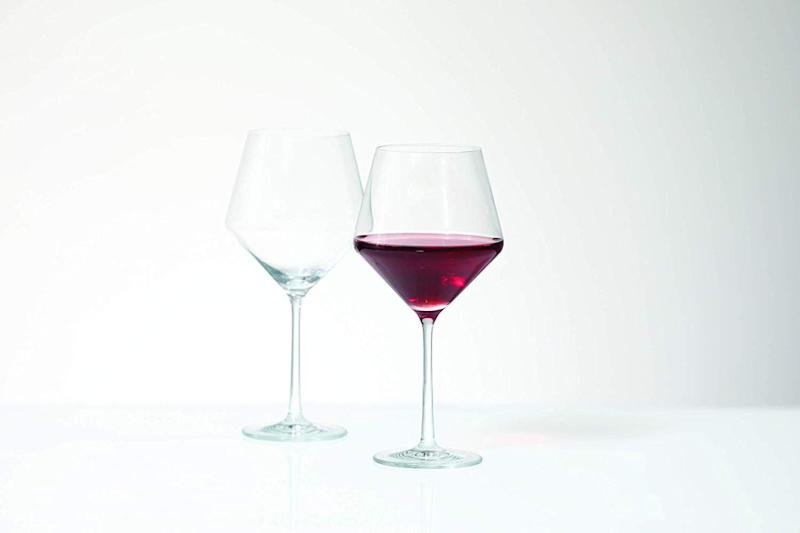 Schott Zwiesel Tritan Crystal Glass Pure Stemware Collection (Photo: Amazon)