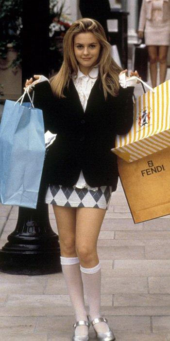 """<p>Despite having turned her closet inside out looking for her most professional ensemble (""""Where's my white collarless shirt from Fred Segal! It's my most capable looking outfit!""""), Cher failed her road test, got into a fight with Tai, and promptly went shopping in search for solace.</p> <p><strong>Shop It: </strong>Topshop Gingham Mini Skirt, $60; <a href=""""https://click.linksynergy.com/deeplink?id=93xLBvPhAeE&mid=1237&murl=https%3A%2F%2Fshop.nordstrom.com%2Fs%2Ftopshop-gingham-miniskirt%2F5287336&u1=IS%2CCher%2527s%2522MostCapable%2522Outfit%2C%2C%2CIMA%2C389812%2C201907%2CI"""" target=""""_blank"""">nordstrom.com</a>. Everlane The Italian Go Weave Blazer, $135; <a href=""""https://www.pjatr.com/t/8-9711-131940-104709?sid=IS%2CCher%2527s%2522MostCapable%2522Outfit%2C%2C%2CIMA%2C389812%2C201907%2CI&url=https%3A%2F%2Fwww.everlane.com%2Fproducts%2Fwomens-italian-goweave-classic-blazer-black"""" target=""""_blank"""">everlane.com</a>. American Eagle Lace Button Down Shirt, $33; <a href=""""http://www.anrdoezrs.net/links/7799179/type/dlg/sid/IS%2CCher%2527s%2522MostCapable%2522Outfit%2C%2C%2CIMA%2C389812%2C201907%2CI/https://www.ae.com/us/en/p/women/shirts-blouses/button-down-shirts/ae-lace-button-down-shirt/1354_9884_100"""" target=""""_blank"""">ae.com</a>. Hue Soft Opaque Sock 3-Pack, $18; <a href=""""http://www.anrdoezrs.net/links/7799179/type/dlg/sid/IS%2CCher%2527s%2522MostCapable%2522Outfit%2C%2C%2CIMA%2C389812%2C201907%2CI/https://www.zappos.com/p/hue-soft-opaque-knee-high-3-pack-white/product/8846854/color/14"""" target=""""_blank"""">zappos.com</a>. Prada Pointed-Toe Mary Jane, $690; <a href=""""https://click.linksynergy.com/deeplink?id=93xLBvPhAeE&mid=1237&murl=https%3A%2F%2Fshop.nordstrom.com%2Fs%2Fprada-pointy-toe-mary-jane-flat-women%2F5312359&u1=IS%2CCher%2527s%2522MostCapable%2522Outfit%2C%2C%2CIMA%2C389812%2C201907%2CI"""" target=""""_blank"""">nordstrom.com</a>.</p>"""
