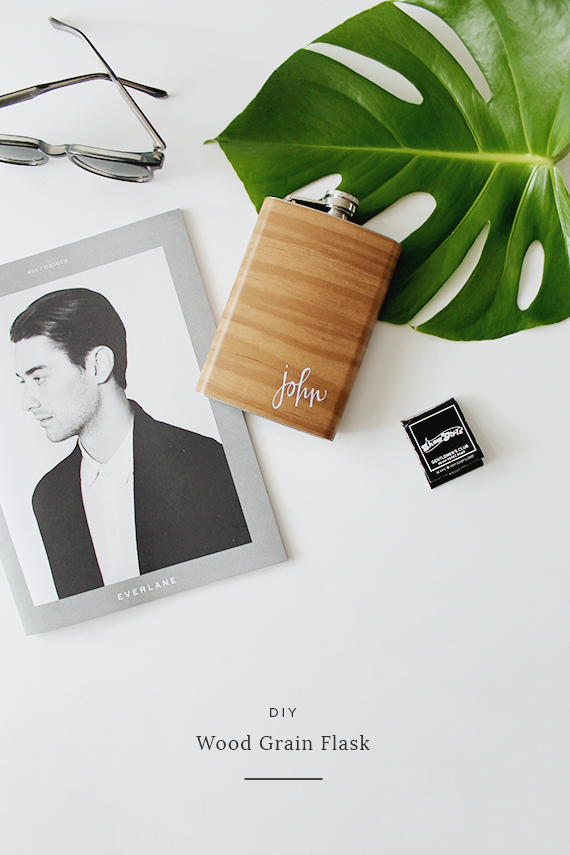 """<p>Now that you're grown up, you can give him the gift he'll actually want.</p><p>Get the tutorial at <a href=""""http://almostmakesperfect.com/2015/06/09/diy-wood-grain-flask/?utm_source=rss&utm_medium=rss&utm_campaign=diy-wood-grain-flask"""" target=""""_blank"""">Almost Makes Perfect</a>.</p><p><a class=""""body-btn-link"""" href=""""https://www.amazon.com/Ultra-Honey-Adhesive-Contact-Paper/dp/B000KKIR0A/ref=pd_lpo_sbs_201_img_0?tag=syn-yahoo-20&ascsubtag=%5Bartid%7C10057.g.22700158%5Bsrc%7Cyahoo-us"""" target=""""_blank"""">BUY NOW</a> <strong><em>Wood Grain Contact Paper, $14</em></strong></p>"""