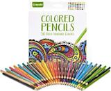 """<p><strong>Crayola</strong></p><p>amazon.com</p><p><strong>$10.99</strong></p><p><a href=""""https://www.amazon.com/dp/B018HB2QFU?tag=syn-yahoo-20&ascsubtag=%5Bartid%7C10055.g.436%5Bsrc%7Cyahoo-us"""" rel=""""nofollow noopener"""" target=""""_blank"""" data-ylk=""""slk:Shop Now"""" class=""""link rapid-noclick-resp"""">Shop Now</a></p><p>Your friend who loves to color will appreciate that this set comes with 50 shades. Perfect for their adult coloring books, no?</p>"""