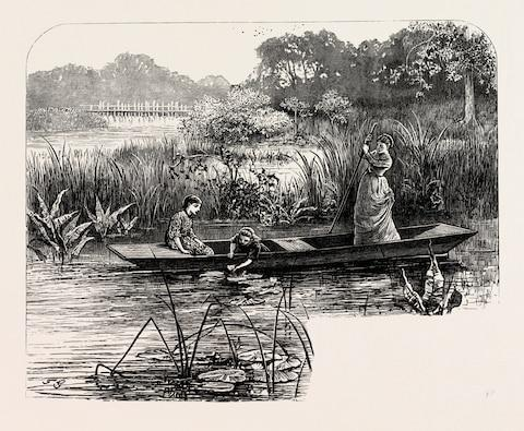 The route goes near Pangbourne, which is said to have inspired Wind in the Willows - Credit: getty