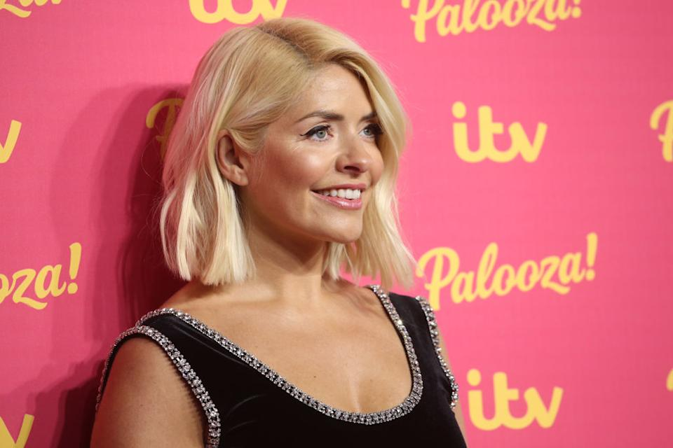 Holly Willoughby has opened up about mum guilt in an interview with Red magazine. (Getty Images)