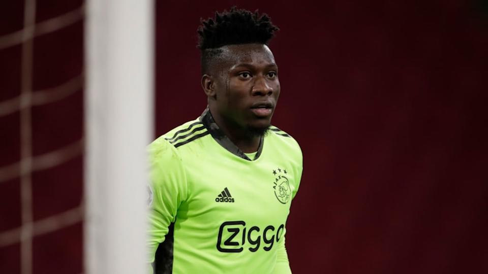 André Onana | Soccrates Images/Getty Images