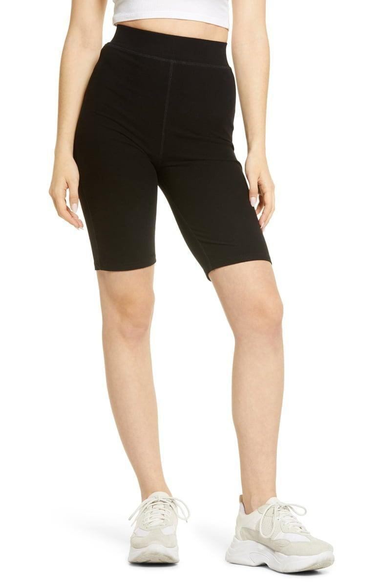 <p><span>4th and Reckless Ada Rib Knit Bike Shorts</span> ($10, originally $22)</p>