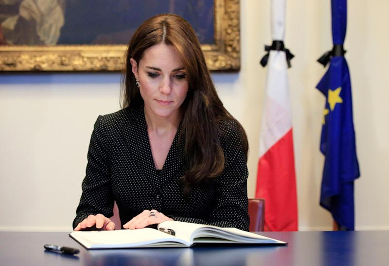 Looking for a New Job? Kate Middleton May Be Hiring