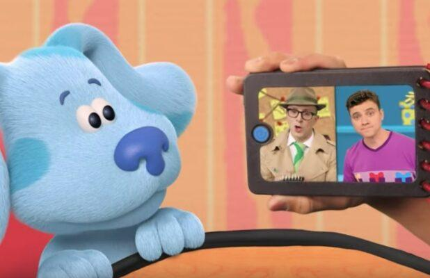 Nickelodeon Renews 'Blue's Clues and You!' for Season 2