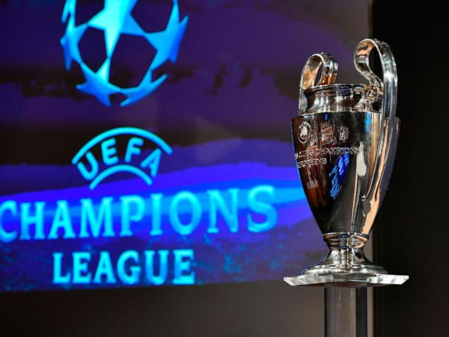 Champions League draw as it happened: Real Madrid vs Atletico Madrid, Monaco vs Juventus in the last four