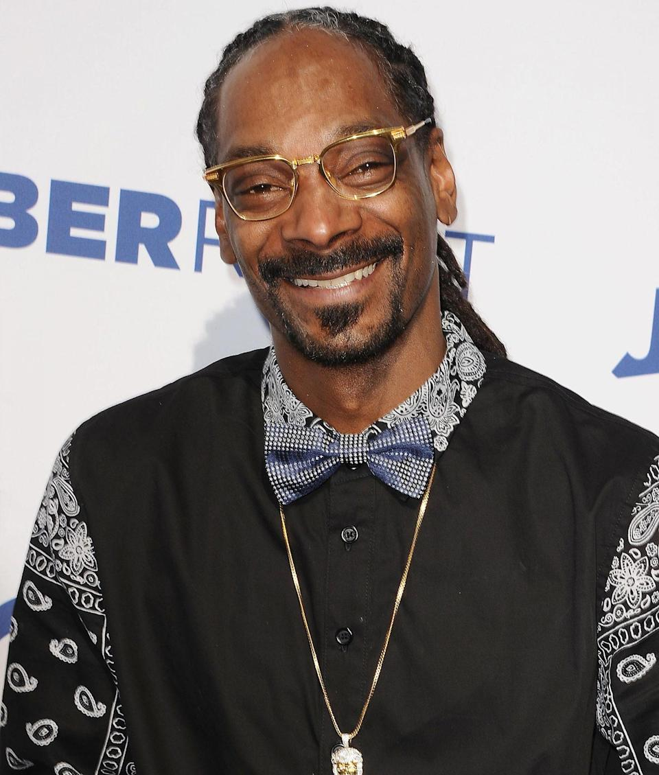 """<p>The rapper announced that he would be <a href=""""https://people.com/music/snoop-dogg-to-vote-for-first-time-2020/"""" rel=""""nofollow noopener"""" target=""""_blank"""" data-ylk=""""slk:voting for the first time ever"""" class=""""link rapid-noclick-resp"""">voting for the first time ever </a>on the Real 92.3 radio show, <a href=""""https://www.youtube.com/watch?time_continue=716&v=pv_bKjhk7k4&feature=emb_logo"""" rel=""""nofollow noopener"""" target=""""_blank"""" data-ylk=""""slk:Big Boy's Neighborhood"""" class=""""link rapid-noclick-resp""""><em>Big Boy's Neighborhood</em></a>. Snoop said he was under the impression that he wasn't allowed to vote after being convicted of felonies in 1990 and 2007.</p> <p>""""For many years they had me brainwashed thinking that you couldn't vote because you had a criminal record,"""" the star said. """"I didn't know that. My record's been expunged so now I can vote.""""</p> <p>Snoop has also partnered with the Democratic National Committee to launch a new ad, """"<a href=""""https://protect-us.mimecast.com/s/CEa3CERyRWsWoWN7PtN8glE?domain=youtube.com"""" rel=""""nofollow noopener"""" target=""""_blank"""" data-ylk=""""slk:Drop It In The Box!"""" class=""""link rapid-noclick-resp"""">Drop It In The Box!</a>"""" Featuring his hit song """"Drop It Like It's Hot,"""" the ad highlights how voters can drop their ballot in a convenient drop box location. </p> <p>""""This is the most important election of our lifetimes and it's my first time voting. We need every single American to get out there and vote,"""" he said. """"It's time for y'al to drop those ballots like they're hot — in your local drop box. Vote early and let 'em know our voices will be heard!""""</p> <p>The spot directs voters to <a href=""""https://protect-us.mimecast.com/s/GojFCJ616Wh8L8DJXCzssx2?domain=iwillvote.com/"""" rel=""""nofollow noopener"""" target=""""_blank"""" data-ylk=""""slk:IWillVote.com"""" class=""""link rapid-noclick-resp"""">IWillVote.com</a> to learn about drop box locations in their state and any other information they may need to make their plan to vote. </p>"""