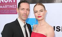 <p>Bosworth met Polish when she was cast in his indie movie <em>Big Sur</em>, but they didn't begin dating until after the end of production. The pair got together officially in 2011 and married two years later. </p>