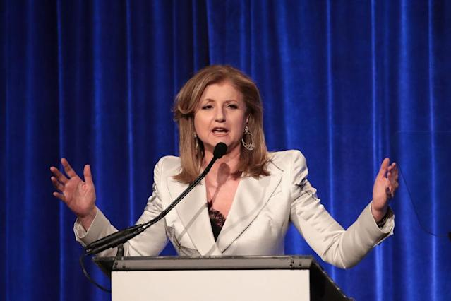 <p>No. 18: University of Cambridge<br>Known UHNW alumni: 271<br>Combined wealth: $69 billion<br>Former grad and co-founder of the Huffington Post Arianna Huffington is seen here.<br>(Photo by Drew Angerer/Getty Images) </p>