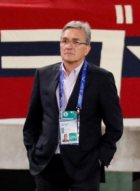 Soccer: Oman name Ivankovic to replace Koeman as head coach