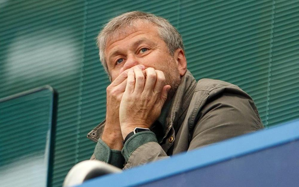 Roman Abramovich - Credit: REX FEATURES