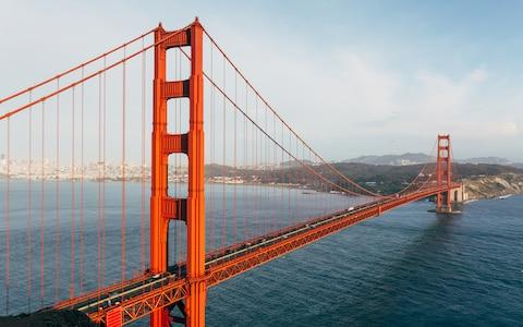 Golden Gate Bridge, San Francisco, California - Credit: deimagine/deimagine