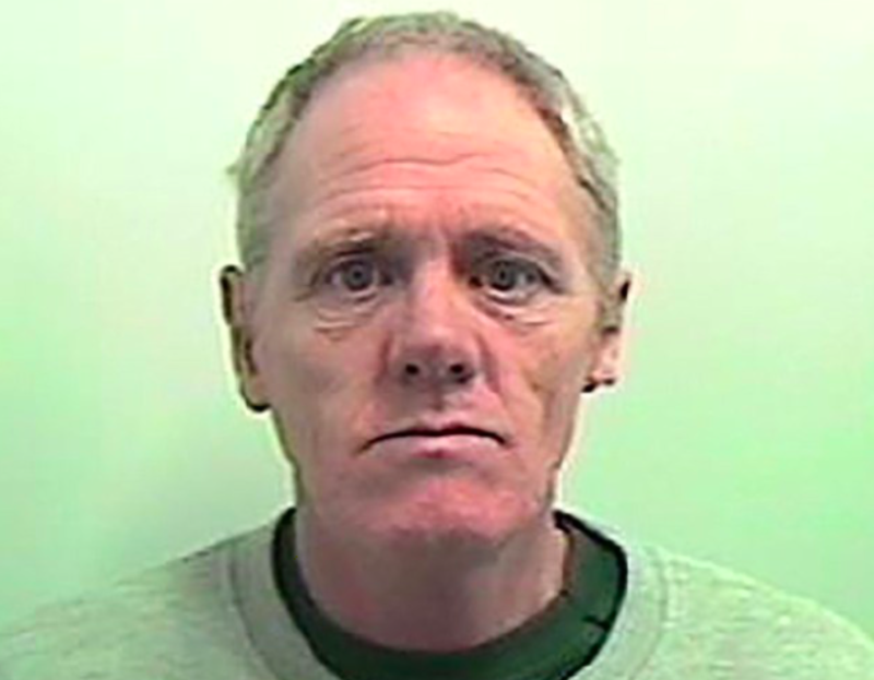 Child rapist William Rigby may spend the rest of his life behind bars (Police Scotland)