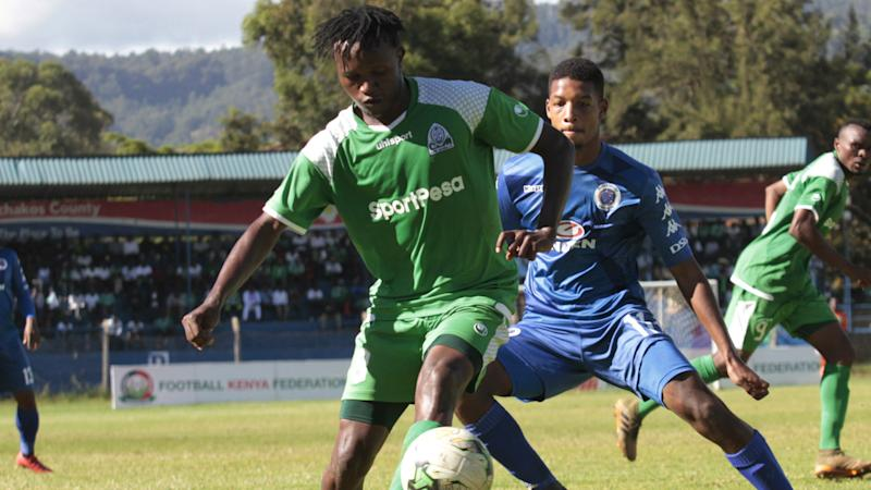 SuperSport United coach Kaitano Tembo rues poor officiating after Gor Mahia defeat