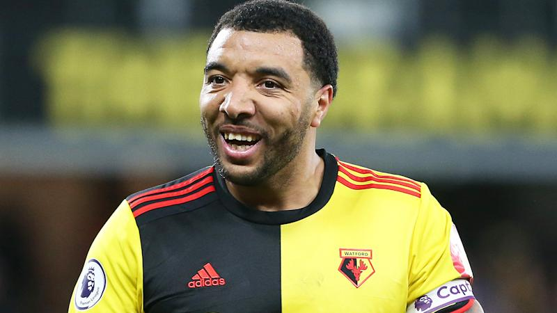 Watford captain Troy Deeney believes there is at least one gay player at every Premier League club, and that it's only a matter of time before players feel comfortable coming out. (Photo by Charlotte Wilson/Offside/Offside via Getty Images)