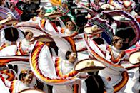 """<p>Hispanic Heritage Month starts with five Latin American countries celebrating their Independence Day. The following day, September 16, Mexico observes their independence (not on <a href=""""https://www.goodhousekeeping.com/holidays/a19853387/what-is-cinco-de-mayo/"""" rel=""""nofollow noopener"""" target=""""_blank"""" data-ylk=""""slk:Cinco de Mayo"""" class=""""link rapid-noclick-resp"""">Cinco de Mayo</a>, like many might think). Dive into Mexico's rich history through <a href=""""https://www.amazon.com/Mexican-Wars-Independence-History-ebook-dp-B003H9SMZ6/dp/B003H9SMZ6/?tag=syn-yahoo-20&ascsubtag=%5Bartid%7C10063.g.37623302%5Bsrc%7Cyahoo-us"""" rel=""""nofollow noopener"""" target=""""_blank"""" data-ylk=""""slk:books"""" class=""""link rapid-noclick-resp"""">books</a>, <a href=""""https://www.amazon.com/Los-Olvidados-Young-Damned-1950/dp/B005IWBAXQ?tag=syn-yahoo-20&ascsubtag=%5Bartid%7C10063.g.37623302%5Bsrc%7Cyahoo-us"""" rel=""""nofollow noopener"""" target=""""_blank"""" data-ylk=""""slk:movies"""" class=""""link rapid-noclick-resp"""">movies</a>, and documentaries. Who knows, you might pick up a word or two of Spanish.</p><p><strong>RELATED:</strong> <a href=""""https://www.goodhousekeeping.com/life/entertainment/g33831936/books-by-latinx-authors/"""" rel=""""nofollow noopener"""" target=""""_blank"""" data-ylk=""""slk:20 Best Books by Latinx Authors to Read Right Now"""" class=""""link rapid-noclick-resp"""">20 Best Books by Latinx Authors to Read Right Now</a></p>"""
