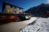 Italian ski resorts to remain closed for the forseeable future