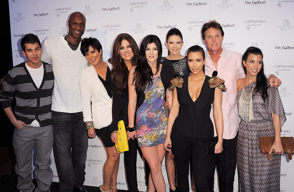 "<p class=""MsoNoSpacing""><span style="""">Talk about a real-life ""Brady Bunch""! Before Kris Jenner married Bruce Jenner in 1991, she already had four children with lawyer Robert Kardashian (Kourtney, 33, Kim, 31, Khloe, 28, and Rob, 25) and he had four from two previous marriages (Burt, 34, and Casey, 32; Brandon, 31, and Brody, 29). As if that wasn't already enough, the couple then went on to have two more of their own, daughters, Kendall, 16, and Kylie, 15. Yes, that means they have 10 children between them. The Kardashian-Jenner clan, who all star on the family's reality show, ""Keeping Up With the Kardashians,"" earned their manager mother a jaw-dropping $65 million in 2010 alone. ""<span class=""fullpost"">Who knew it would be this profitable?"" Kris told <em style="""">The Hollywood Reporter</em>. ""I should have had more kids.""</span></span></p>"