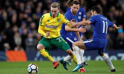 West Ham make £12m bid for Norwich midfielder James Maddison