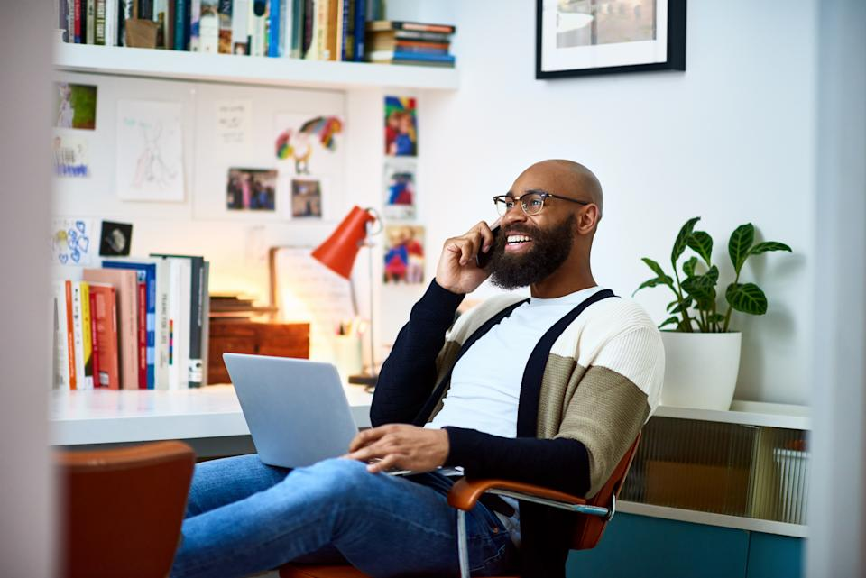In November last year, about 80,700 jobs allowing remote working were advertised. Photo: Getty Images