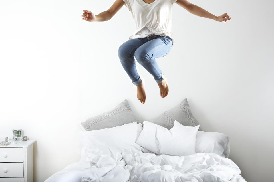 Sleep easier knowing you snagged the best mattress deals of the year. (Photo: Getty)