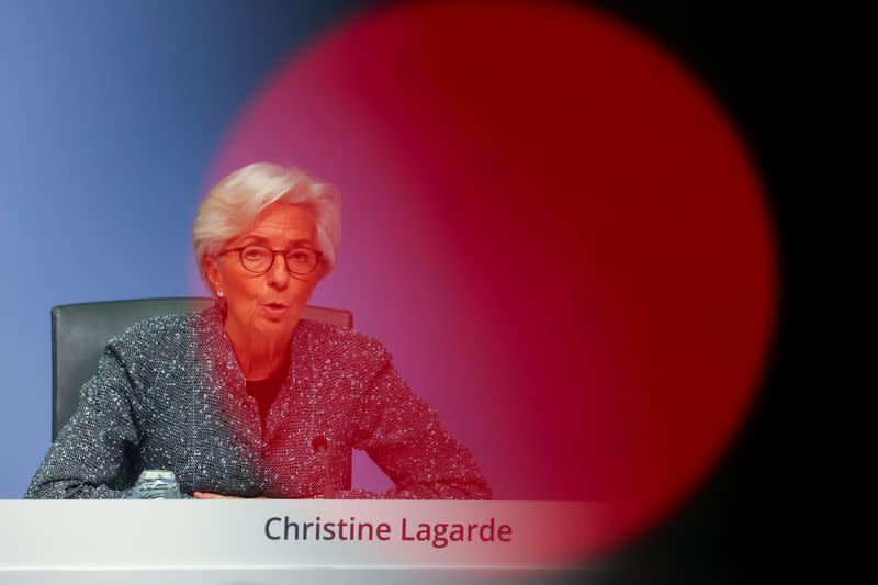 ECB's Lagarde says dissent among policymakers is healthy
