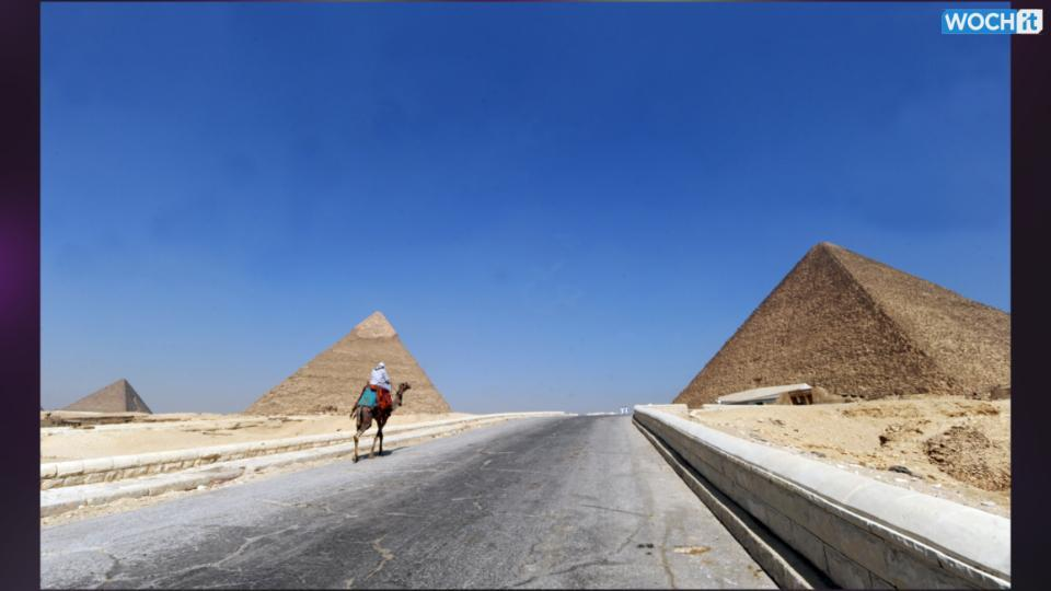Solved! How Ancient Egyptians Moved Massive Pyramid Stones