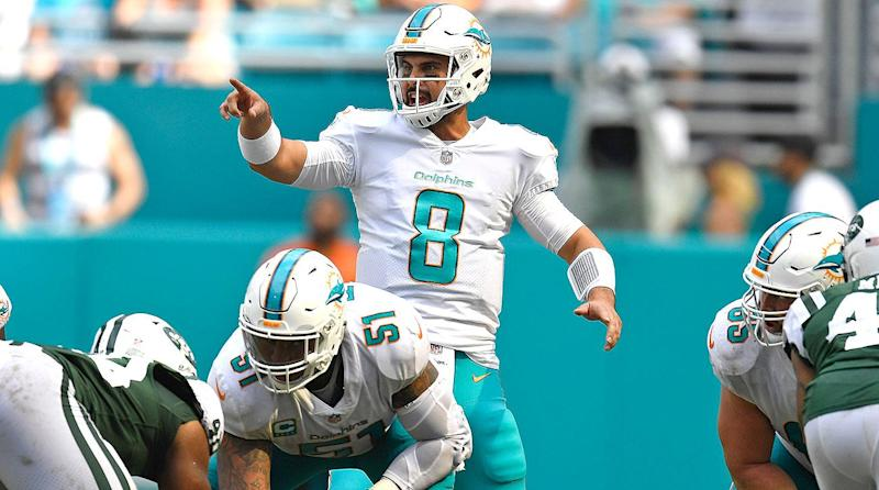 Jay Cutler will be Dolphins starting QB vs. Raiders if he's healthy