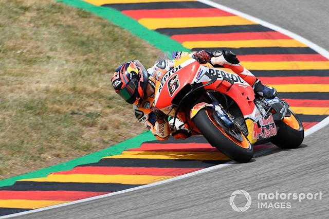 "2019. Stefan Bradl* <span class=""copyright"">Gold and Goose / Motorsport Images</span>"