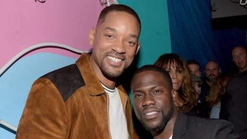 Kevin Hart, Will Smith to remake