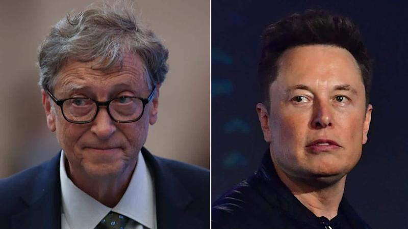 Elon Musk says Bill Gates is clueless about electric trucks