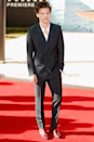 <p>Harry reached this sartorial pinnacle at the London premiere of <em>Dunkirk</em>. Remind me again why no one invited him to the Oscars? I just wanna talk.</p>