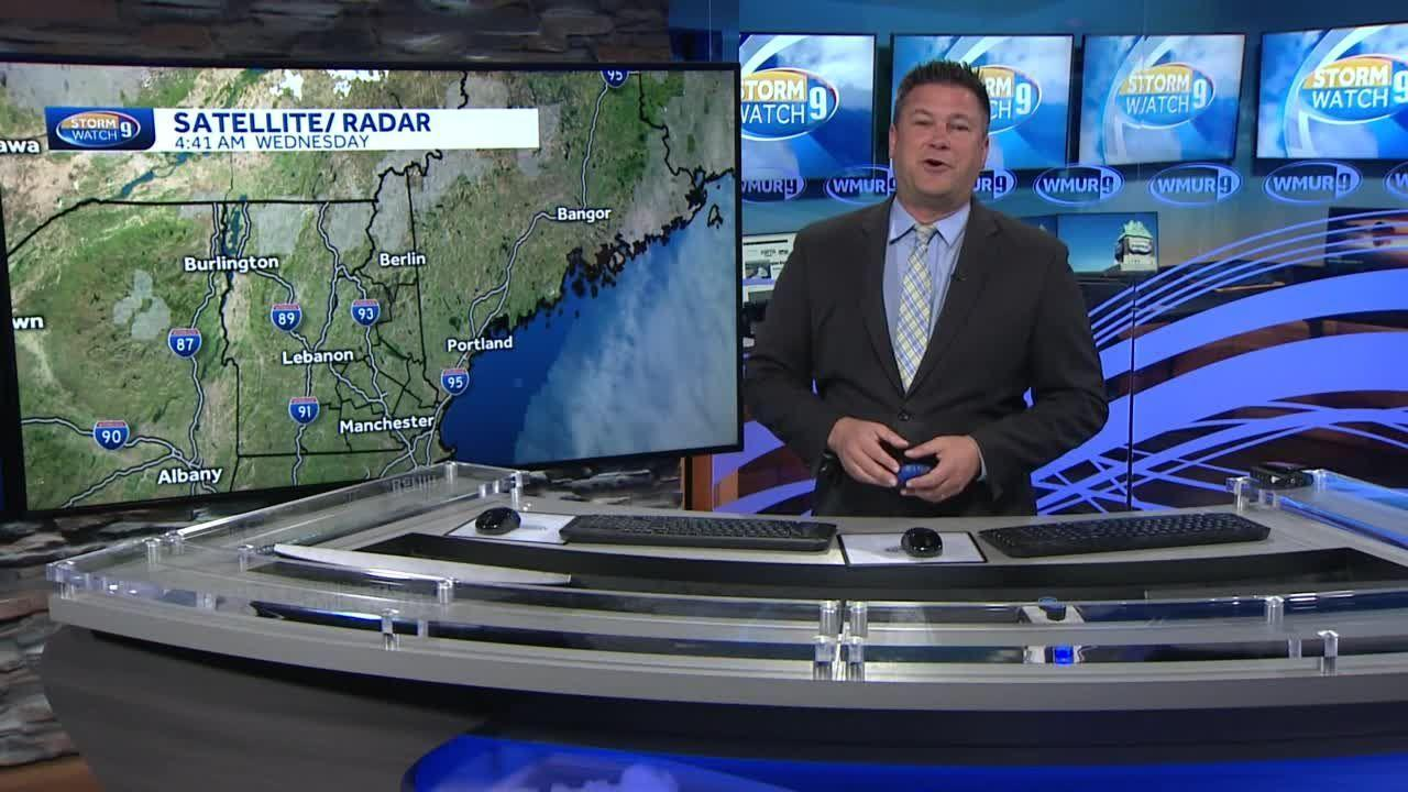 Watch: Windy and cold today Video