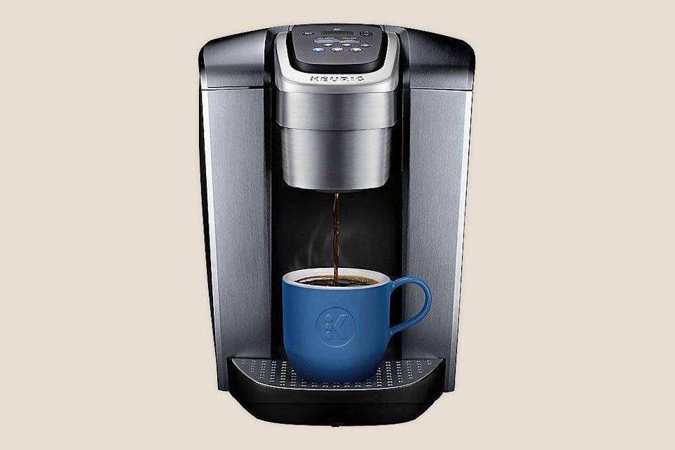 keurig k elite single serve k cup coffee maker