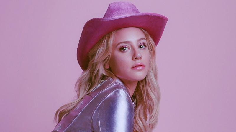 be354636 Lili Reinhart Stars in a Cosmic-Themed Campaign in Collab With Celeb Stylist  Ilaria Urbinati