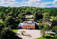 """<p>Head to Wales and you'll soon stumble upon Garthmyl Hall – the perfect place for a civil wedding ceremony or reception following a service in Berriew or Montgomery.</p><p>You can choose from the Ballroom, which seats up to 120 people with its gilt mirrors and ornate ceilings, the adorable Summer House, which sits up to 55 guests and has much more of a fresh, intimate feel, or the Walled Garden which seats 150+ guests. </p><p>Prices start from £9,000 including VAT which gets you the whole hall - exclusively - for a weekend in 10 bedrooms. The venue also boasts a Cellar Bar, Summer House, Walled Garden, Ballroom and more. The hall sleeps up to 21 with the option to add another 23 in the cottages, Boat House and Hobbit House. You can choose your own suppliers too, giving you a totally bespoke day.<br></p><p>Better yet, additional day guests can be added for £60 per adult or £30 per child, (evening guests are charged at £10 a head) just in case you're finding it hard to cut down on numbers.</p><p>Find out more <a href=""""https://www.garthmylhall.co.uk/?gclid=CjwKCAjwnef6BRAgEiwAgv8mQd6dumctuktVJTpnvYiM29HN0PnoVP22k7O7LCg3a520ZTTU5QP-pBoCuEAQAvD_BwE"""" rel=""""nofollow noopener"""" target=""""_blank"""" data-ylk=""""slk:here"""" class=""""link rapid-noclick-resp"""">here</a>.</p>"""