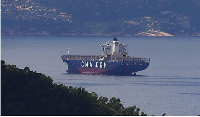 More than 100 mariners are stuck aboard their quarantined ships. Photo: Dickson Lee
