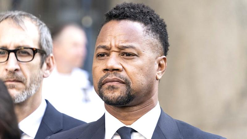 Cuba Gooding Jr. Charged With Forcible Touching and Sexual Abuse in the 3rd Degree in New Incident