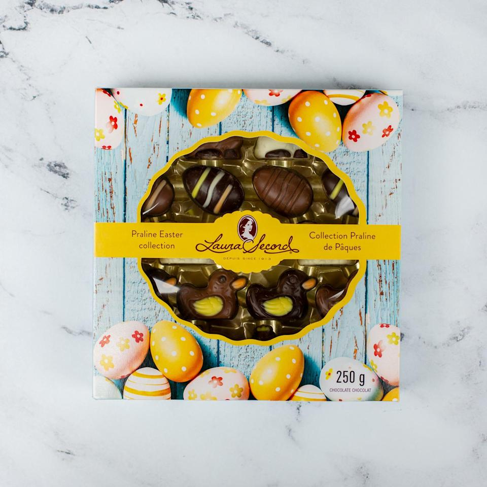 Praline Easter Collection. Image via Laura Secord.