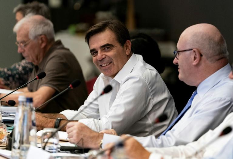 Greece's Margaritis Schinas has been nominated to the post
