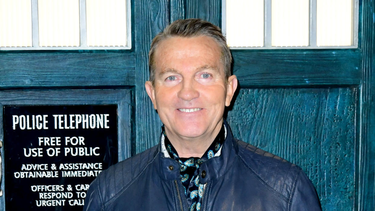 Bradley Walsh has turned down a spot on the 'Strictly Come Dancing' contestant line-up. (Ian West/PA Images via Getty Images)