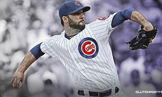 RUMOR: Cubs Could Re-Sign Brandon Morrow