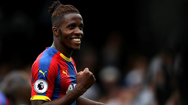 Wilfried Zaha agreed to help amid reports players from Crystal Palace Ladies' reserve team were asked to raise £250 in sponsorship.