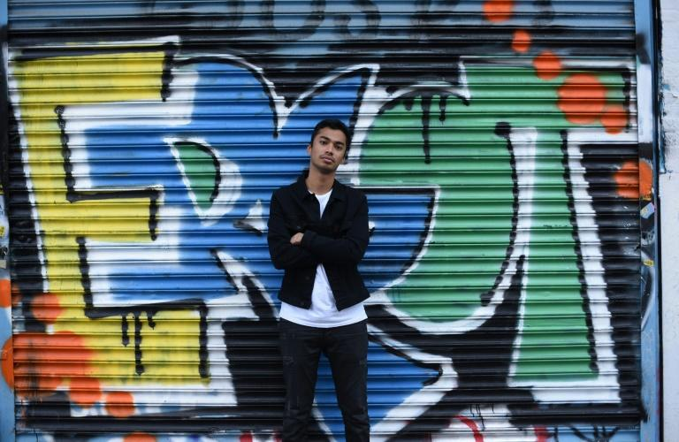 Disc jockey Michael Brun is one of a handful of artistists selected by Spotify to upload songs directly to the streaming music service