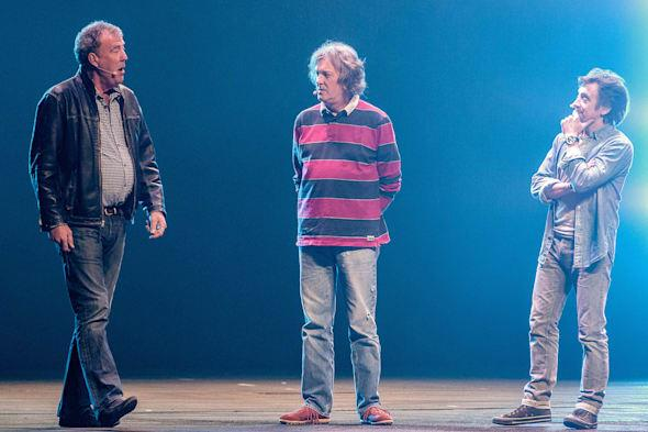 Top Gear Live Show 2014 - Glasgow